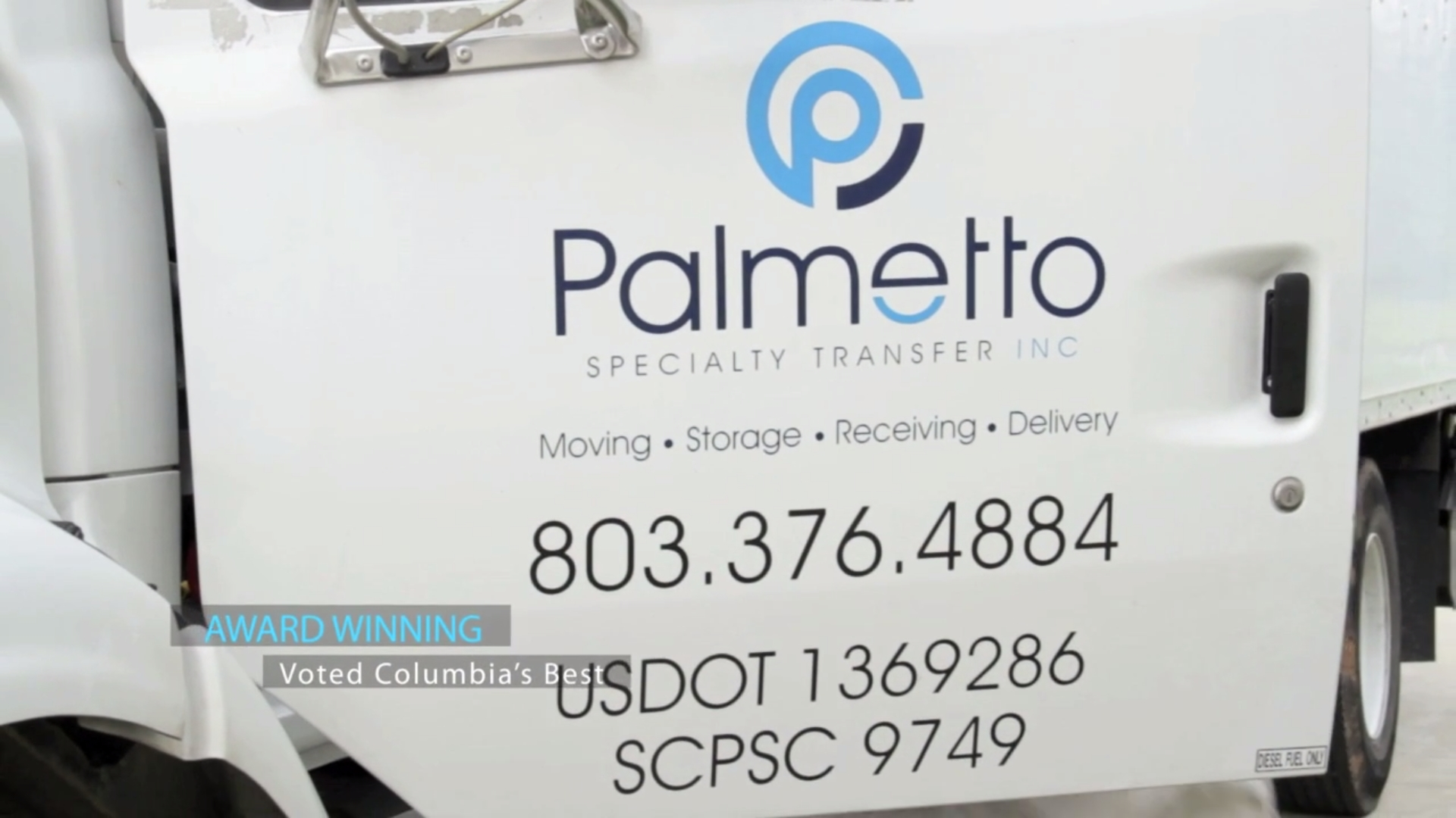 Award Winning Moving Company In South Carolina