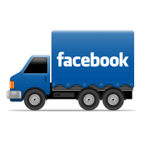 moving company service areas in Facebook